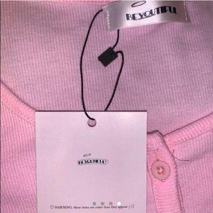 Brandy Melville Tops - Beyoutiful brand zelly top NWT